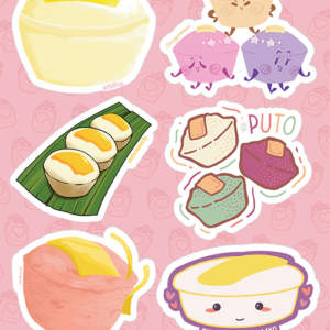 Puto Stickers 01
