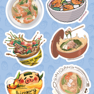 Sinigang Stickers 01